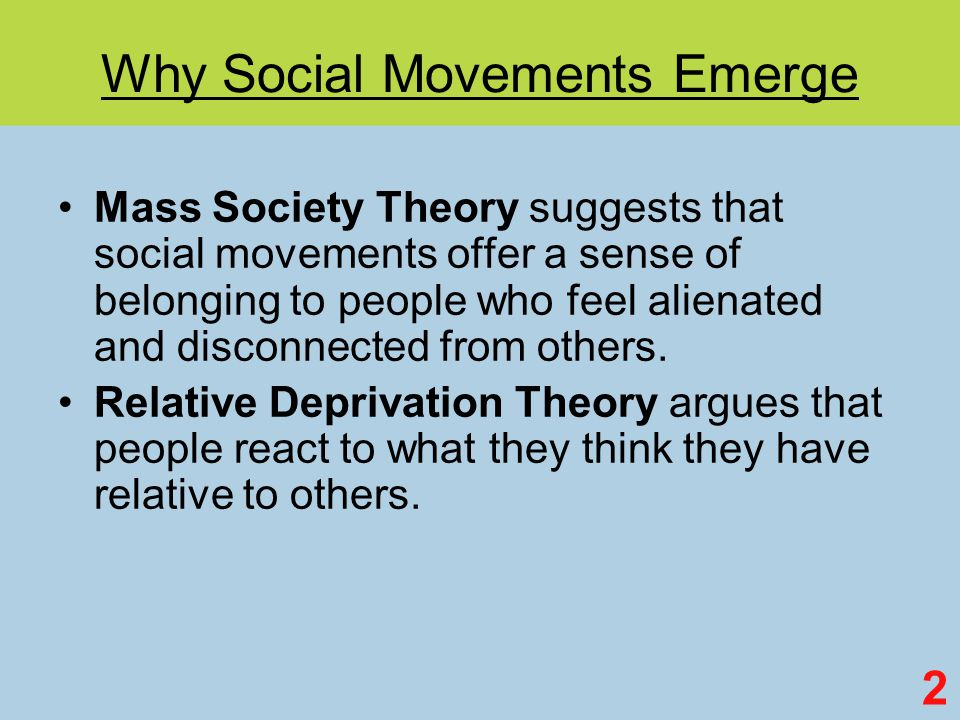 mass society theory Concerned to re-think a marxist theory of ideology outside the parameters of a   entirely dominated, in its early phases, by mass society theory—a pessimistic.