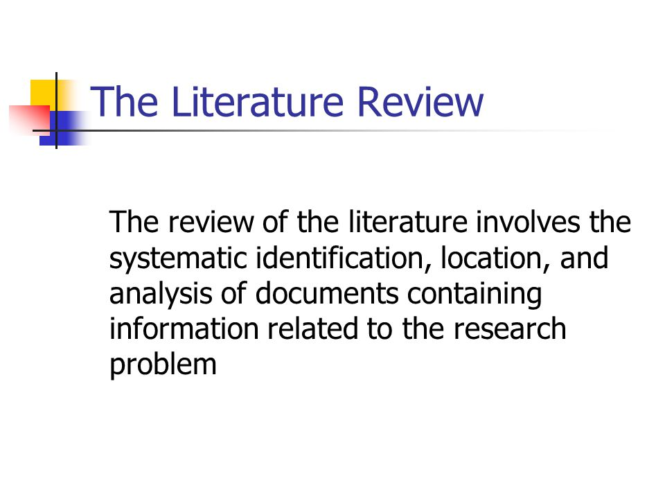 related literature locator 9 chapter 2 review of related literature and studies this chapter presents the related.