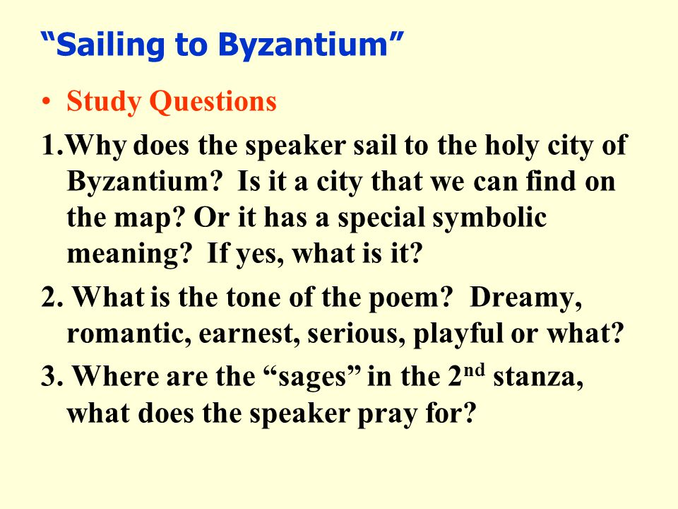 sailing to byzantium analysis Wwwparafrasandoit sailing to byzantium william butler yeats that is no country for old men the young in one another's arms, birds in the trees.