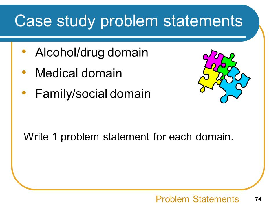 google case study problem statement Create and edit web-based documents, spreadsheets, and presentations store documents online and access them from any computer.