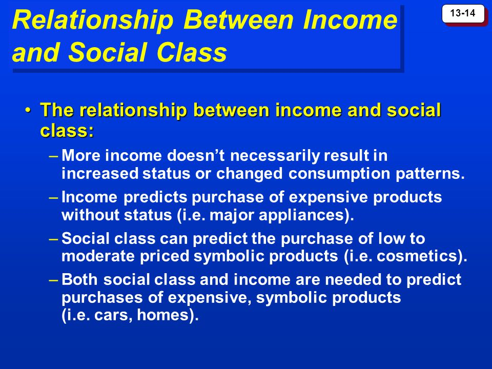 the relationship between social class and Explain the relationship between social stratification and social class horizontal mobility-changing occupational status at the same social class level vertical mobility- movement upward or downward in occupational status or social class.