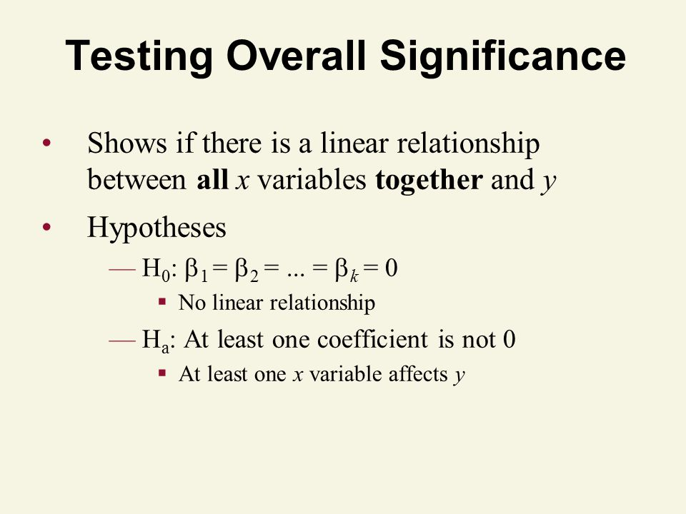 rossman chance test of significance relationship