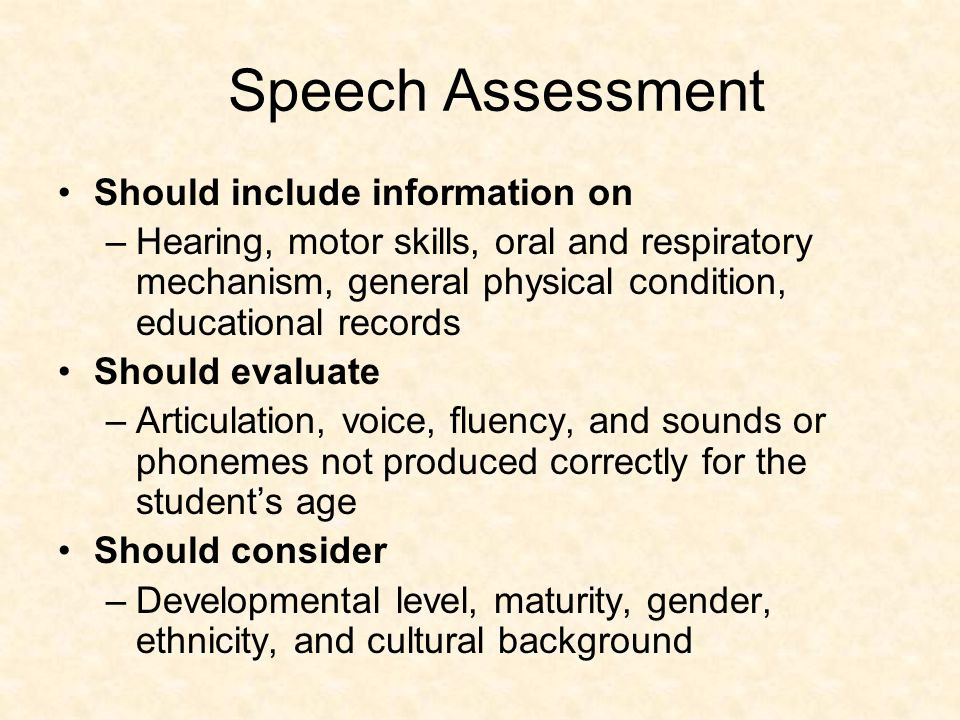 persons with speech and language disorders ppt