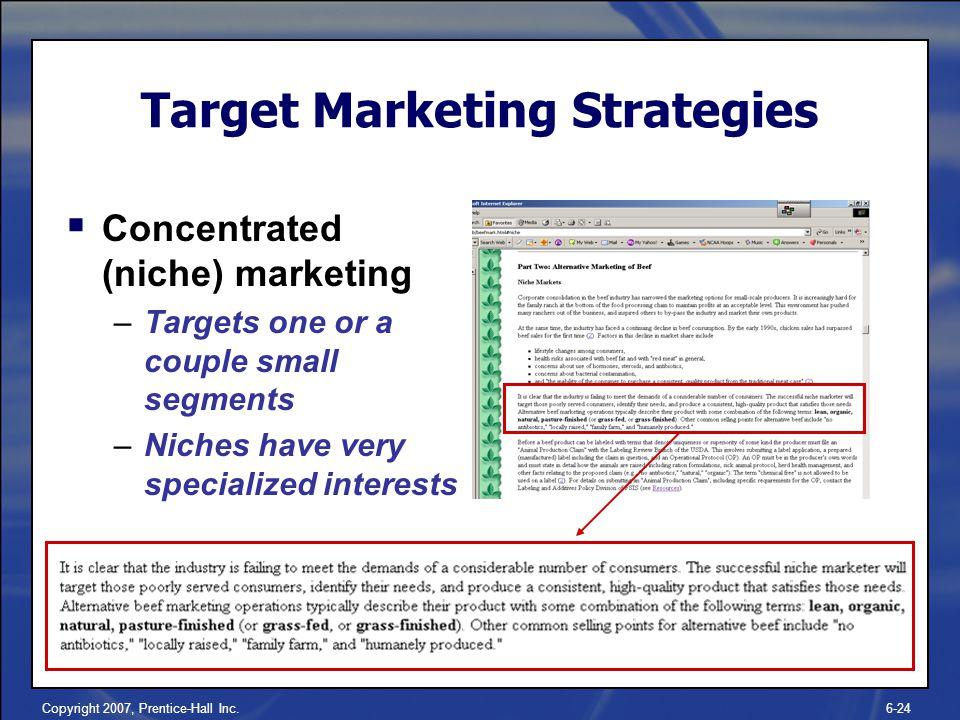 customer targeting strategies