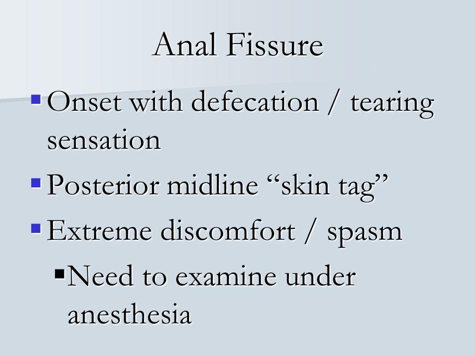 Anal Fissure Treatment, Symptoms, Medicine, Diet & Relief