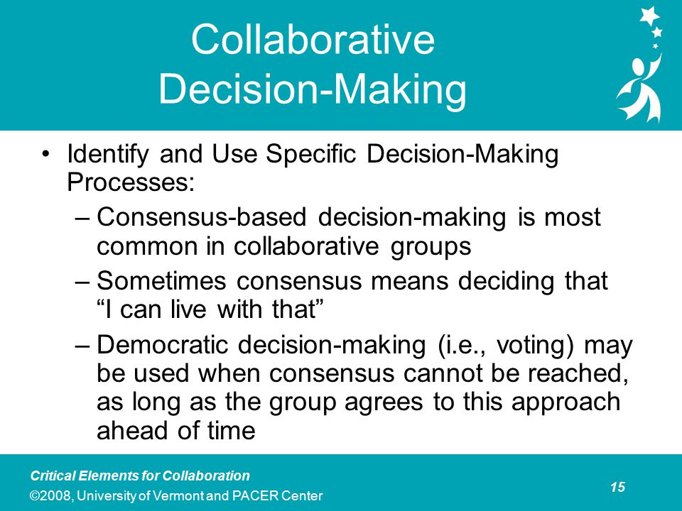 Final Thoughts on the 5 Characteristics of Collaboration