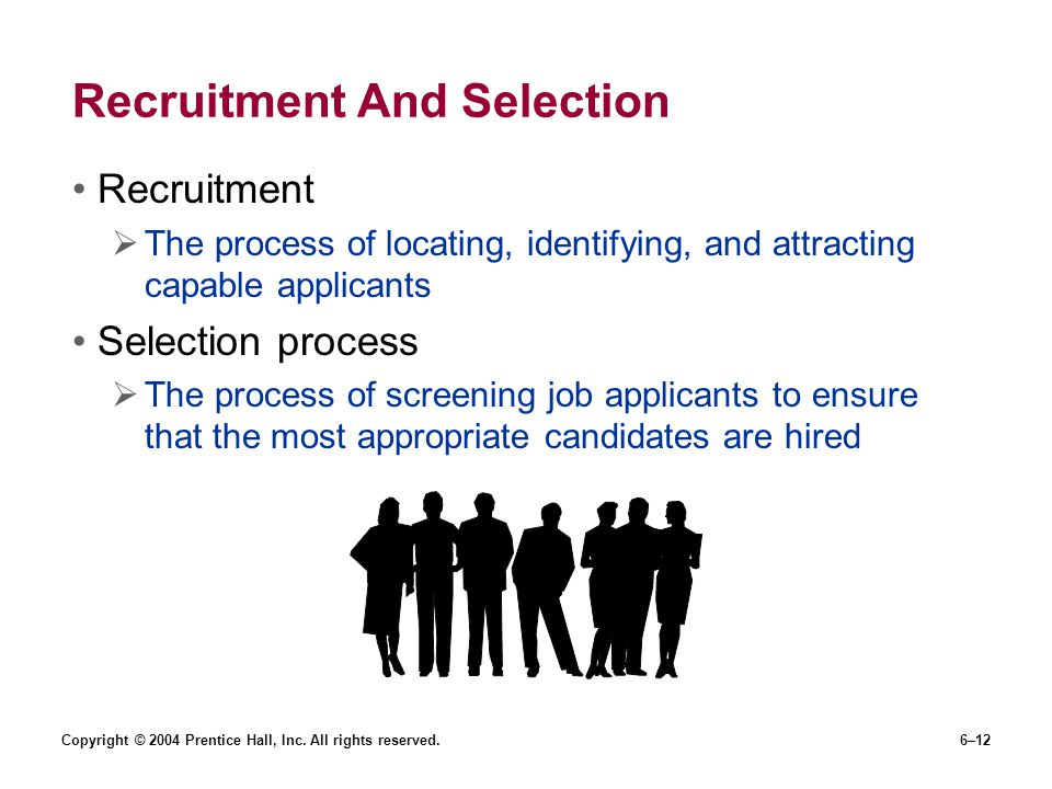recruitment and selection task 3 Level required performing these tasks considering the appropriate classification  level be aware that  step 3: develop recruitment plan.