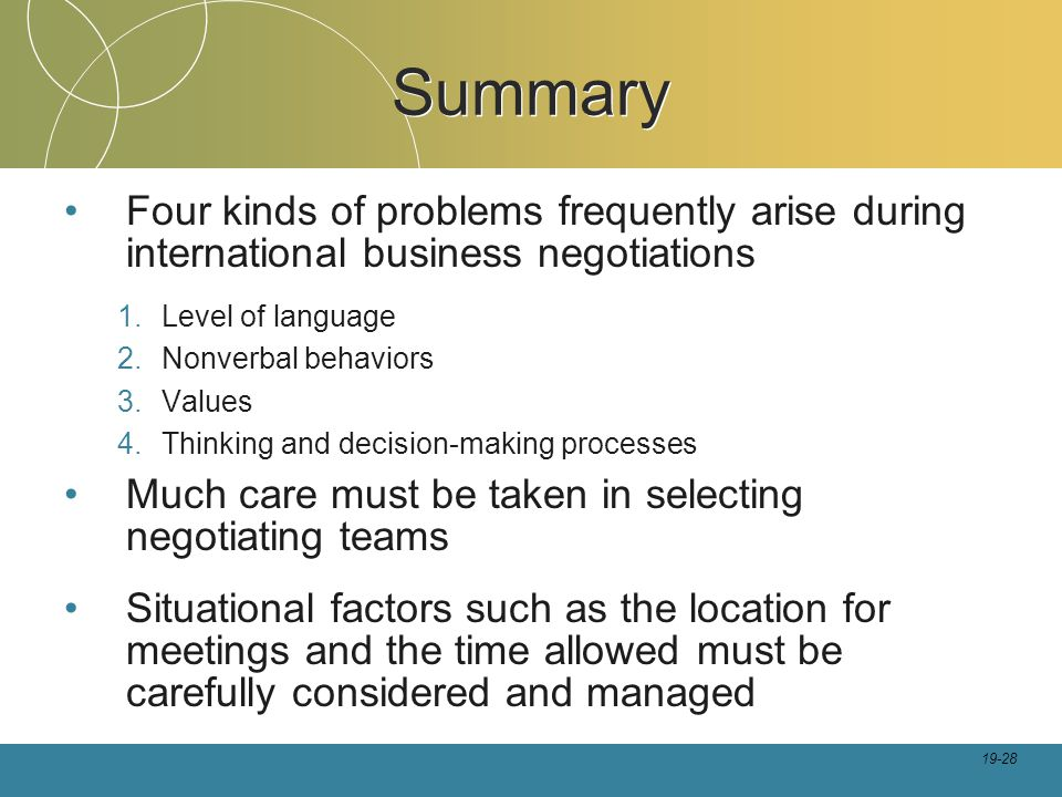situational factors affecting the use of ethically ambiguous negotiation ...
