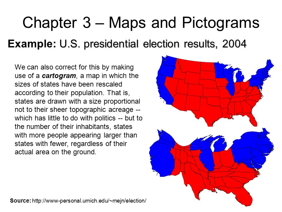 Chapter 3 Maps And Pictograms