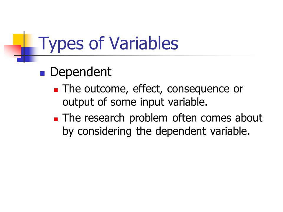 mis dependent independent variables Dependent and independent variables refer to values that change in relationship to each other the '''dependent''' variables are those that are observed to change in.