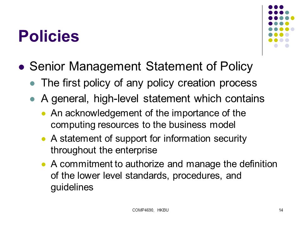 basic measures policy statement and securities Chapter 5: financial reporting requirements and  financial reporting requirements and accounting  financial reporting requirements and accounting standards.