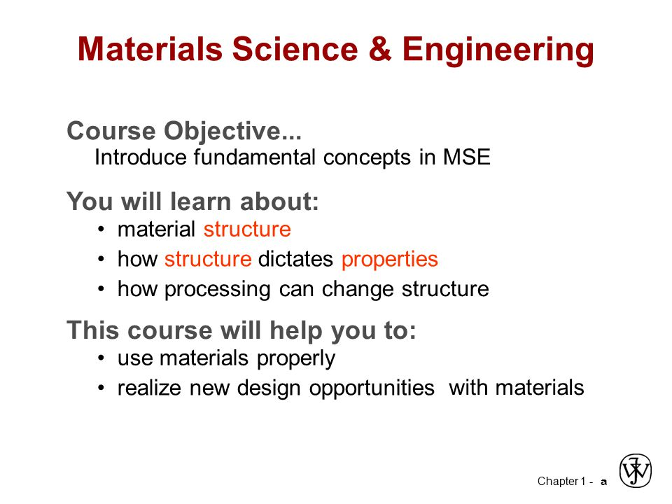 structure property relationship engineering materials and their properties
