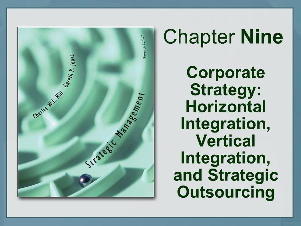 corporaye strategy at grand metropolitan horizontal integration
