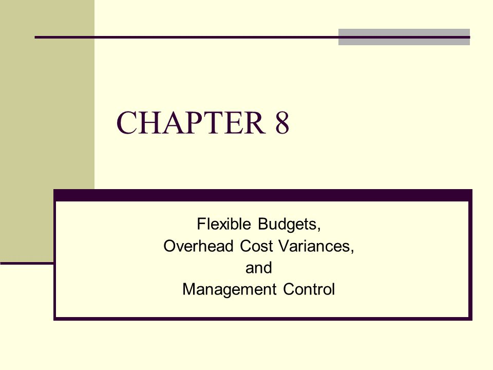 budget management and variance analysis essay Budget management analysis is used by chief executive officers, (ceo's), and managers to assist them in determining whether or not the resources at hand are being used efficiently.