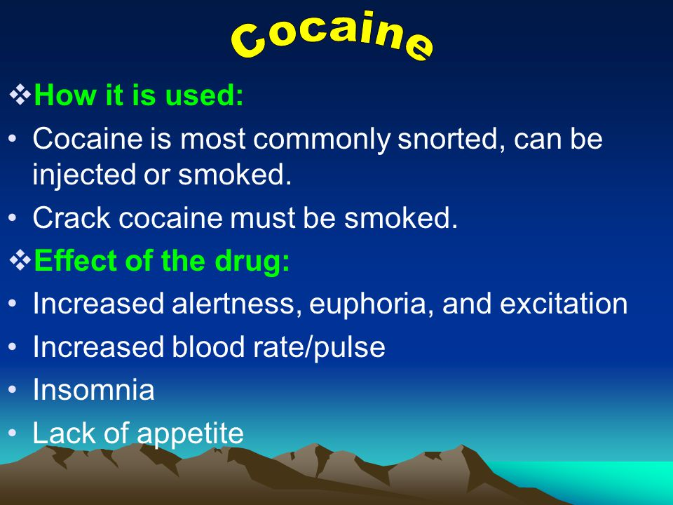 Abused Drugs From Plant Source Ppt Video Online Download
