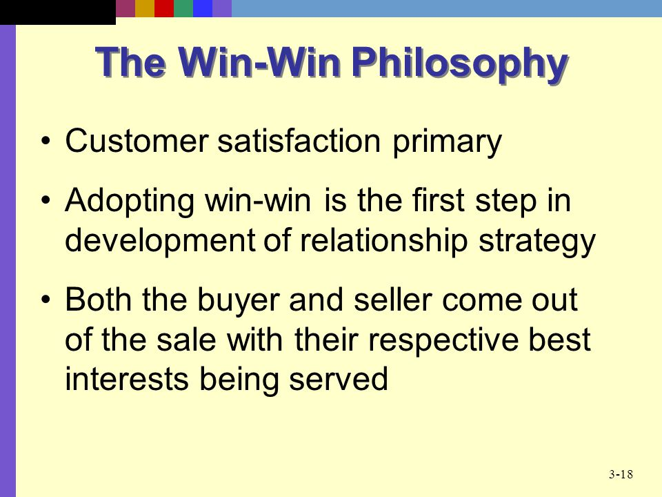 creating value with relationship strategy