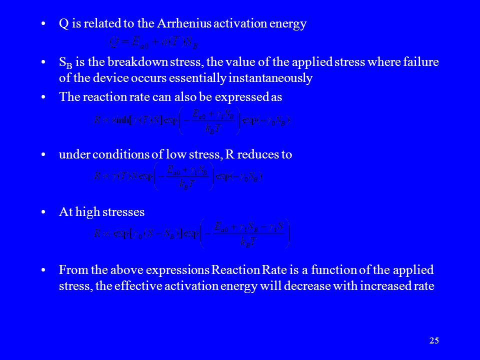 Q is related to the Arrhenius activation energy