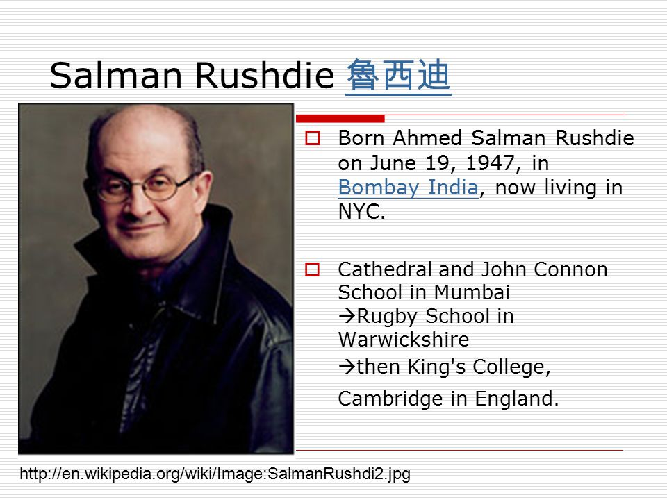 abortion in india salman rushdie essay By salman rushdie essays and criticism 1981-1991 first as a muslim in predominantly hindu india, then as an indian migrant to.
