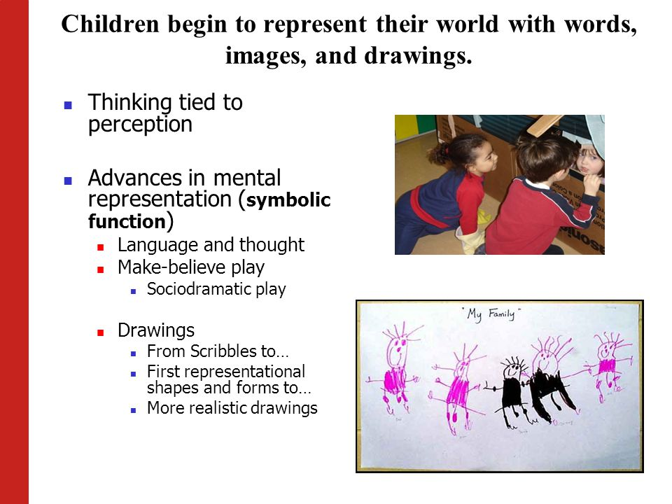 preschool observation animism His theories of cognitive development were inspired by observations of his three  children from infancy  4 early childhood (3 to 6 years)  children are  animistic and believe that all events can be explained by the action of some  humanlike.
