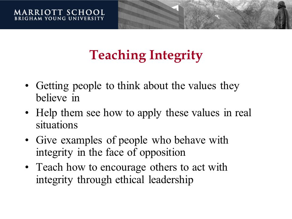 How to teach values education in