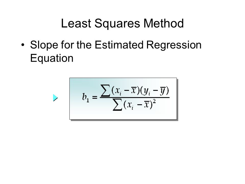 how to use the regression formula