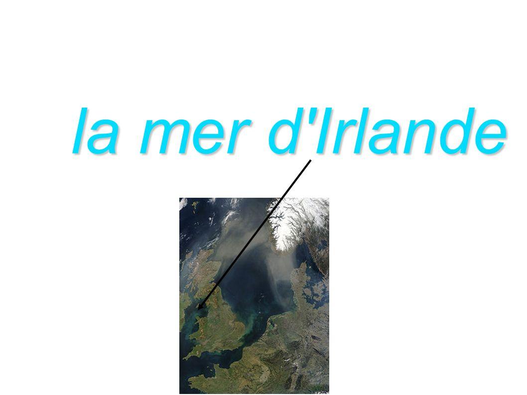 la mer d Irlande