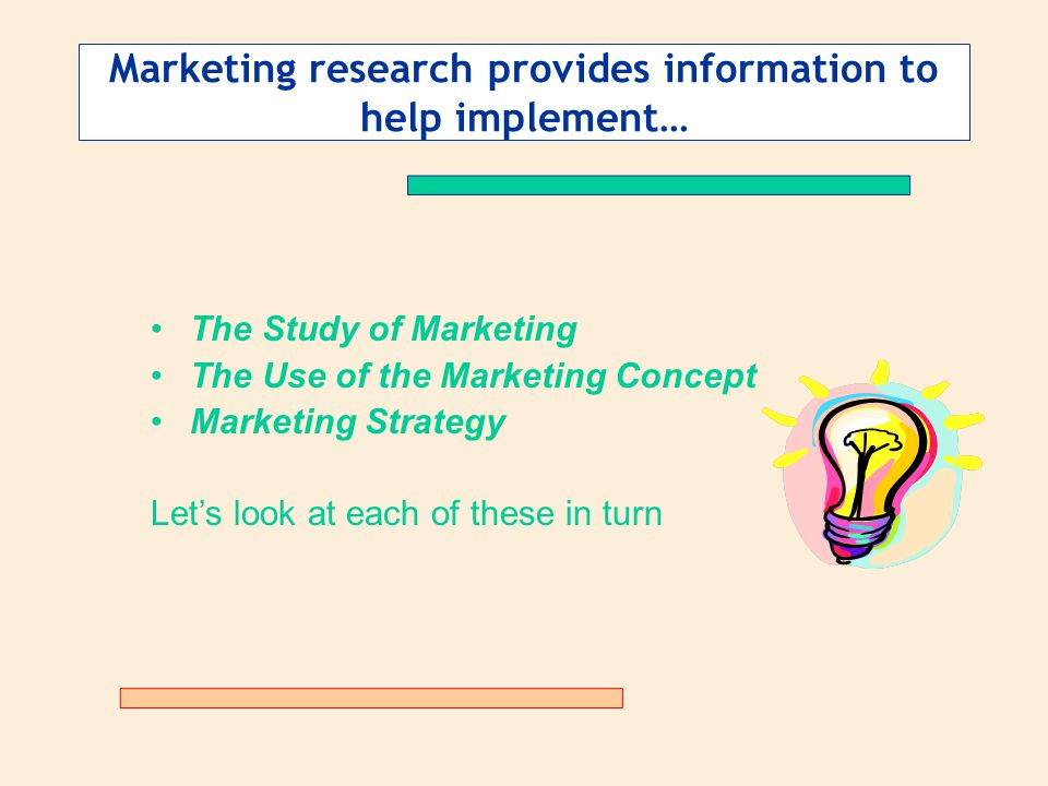 an introduction to the concept of marketing Definition: the marketing mix refers to the set of actions, or tactics, that a  company uses to promote its brand or product in the market the 4ps make up a  typical.