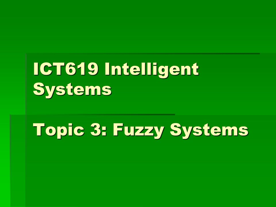 intelligent and fuzzy systems Advances in intelligent systems research 89 2015 conference of the international fuzzy systems association and the european society for fuzzy logic and.