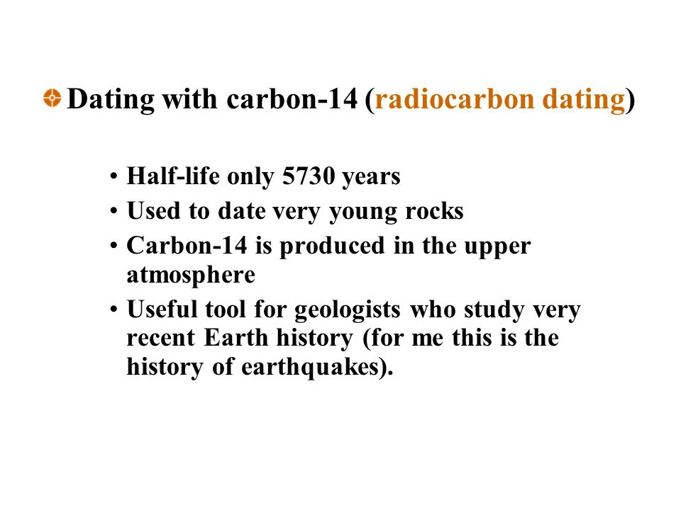 Radiocarbon Dating - Reliable but Misunderstood Dating Technique