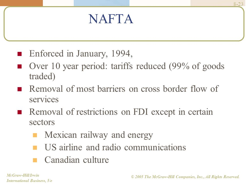 nafta regional integration essay Free essays on advantages disadvantages regional integration nafta use our research documents to help you learn 1 - 25.