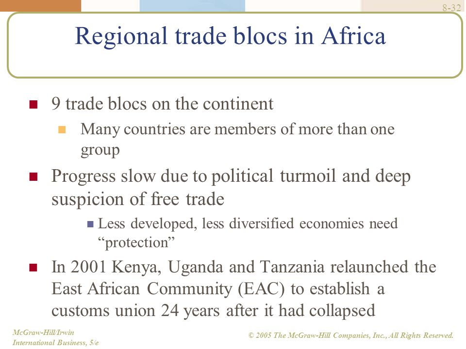 regional trade blocs essay Imf staff papers vol 45 open regionalism in a world of continental trade blocs derive a model in which regional trade blocs make multilateral liberalization.