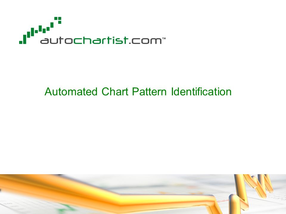 Automated Chart Pattern Identification