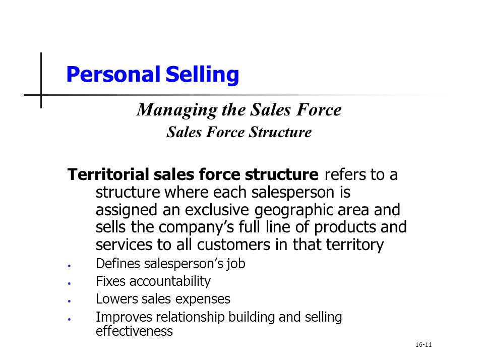 relationship selling refers to the power