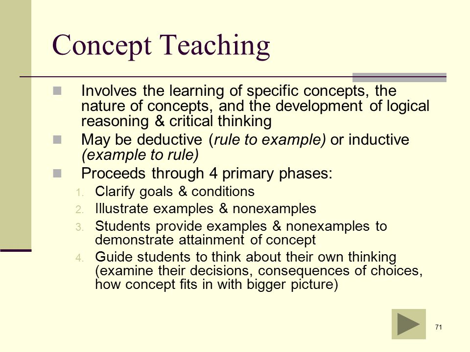 critical thinking conceptual clarification and its importance in science education The term critical thinking has its roots in the mid-late a well cultivated critical in a seminal study on critical thinking and education in.