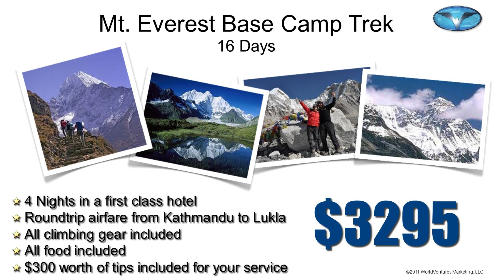 Mt. Everest Base Camp Trek