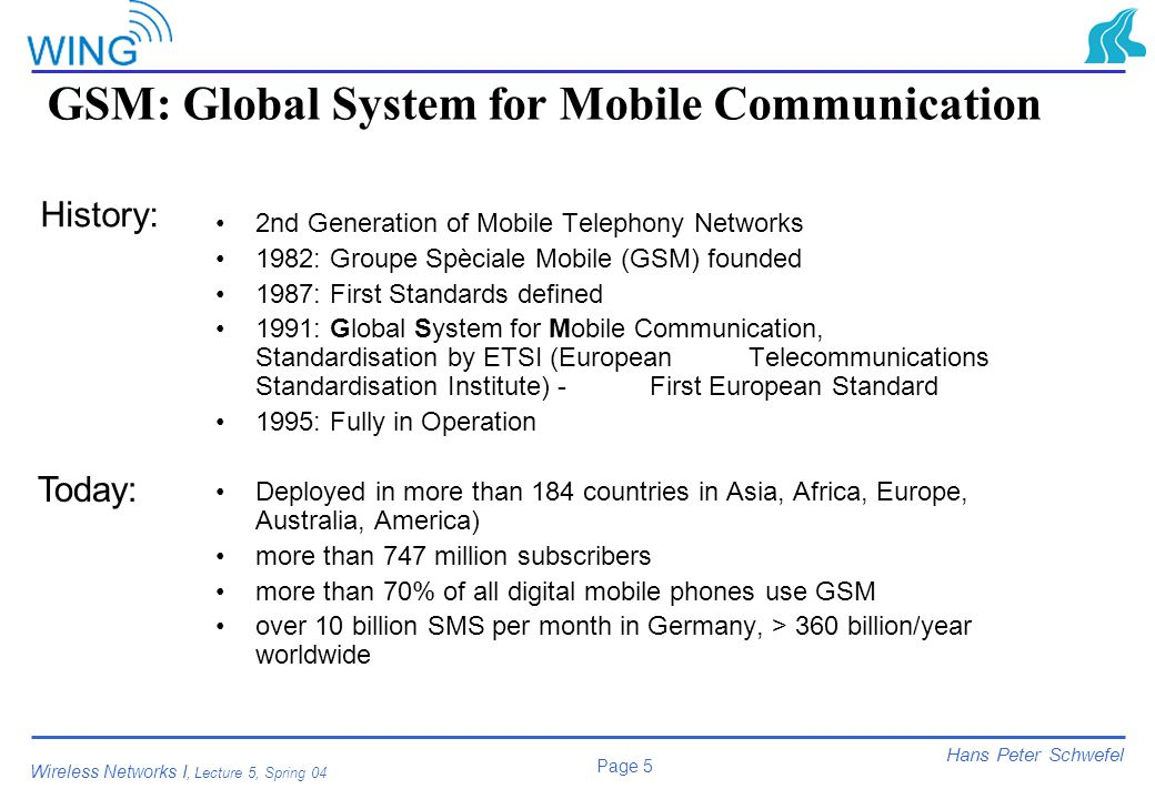 global system for mobile communication The technology behind the global system for mobile communication (gsm™) uses gaussian minimum shift keying (gmsk) modulation a variant of phase shift keying (psk) with time division multiple access (tdma) signalling over frequency division duplex (fdd) carriers.