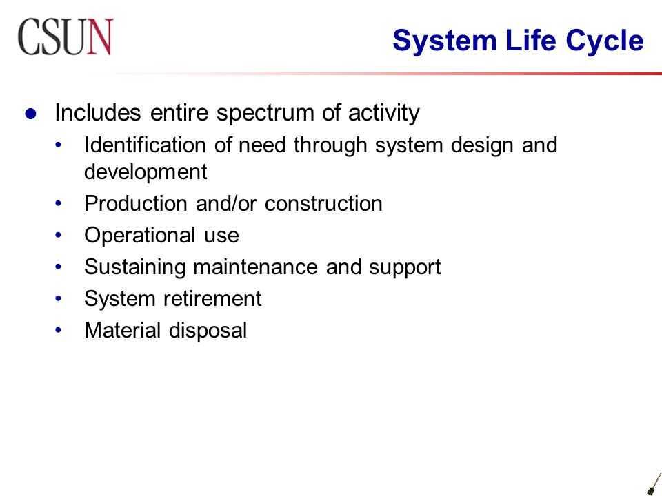 introduction to systems engineering Objective the incose systems engineering handbook, version 3 (sehv3),  represents a shift in paradigm toward global industry application.