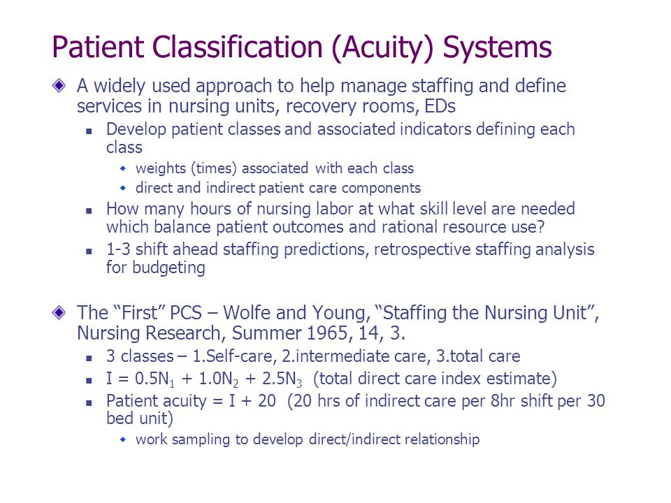 how to fix nursing staffing issues