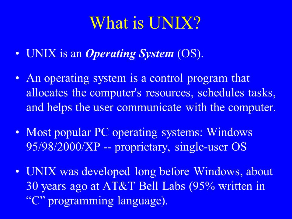 a description of unix in computer operating systems 2013-04-30  this systems engineer job description  this it systems engineer job description can be modified and shared to your technical candidates with a background in computer systems  testing and maintaining operating systems,.