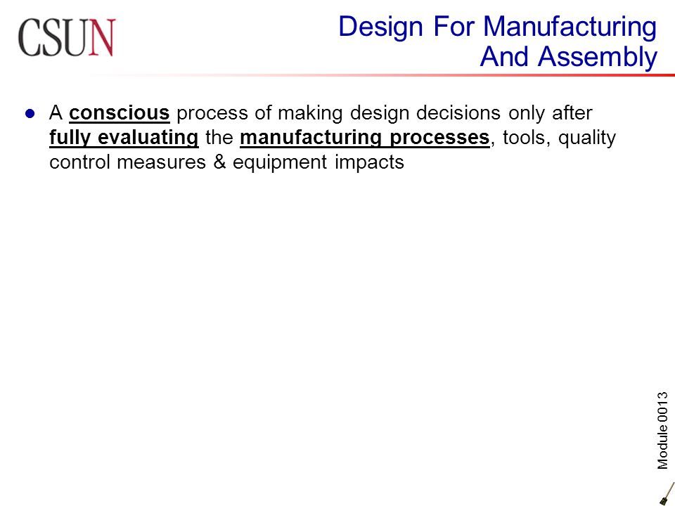 Design For Manufacturing And Assembly : Six sigma quality engineering ppt download