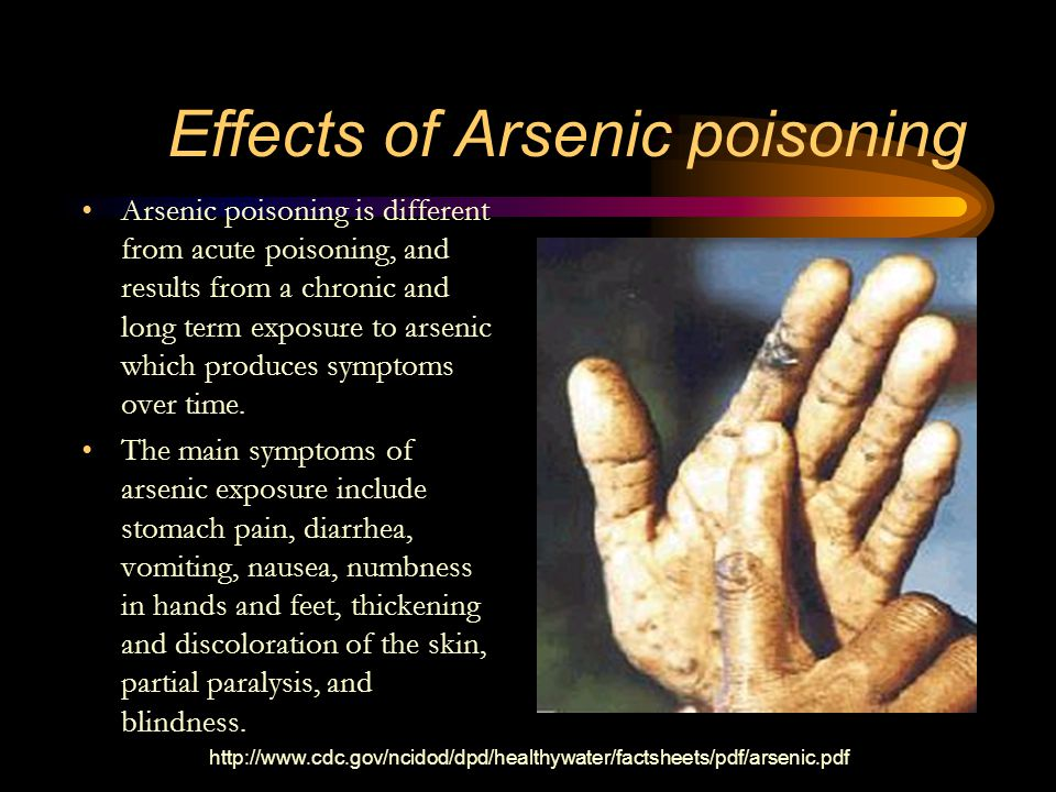 limit test for arsenic pdf