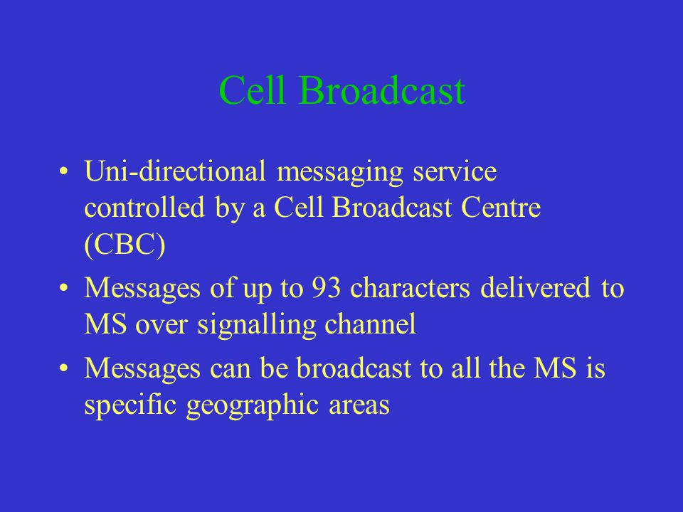 EE424 Communication Systems Engineering II Section 3