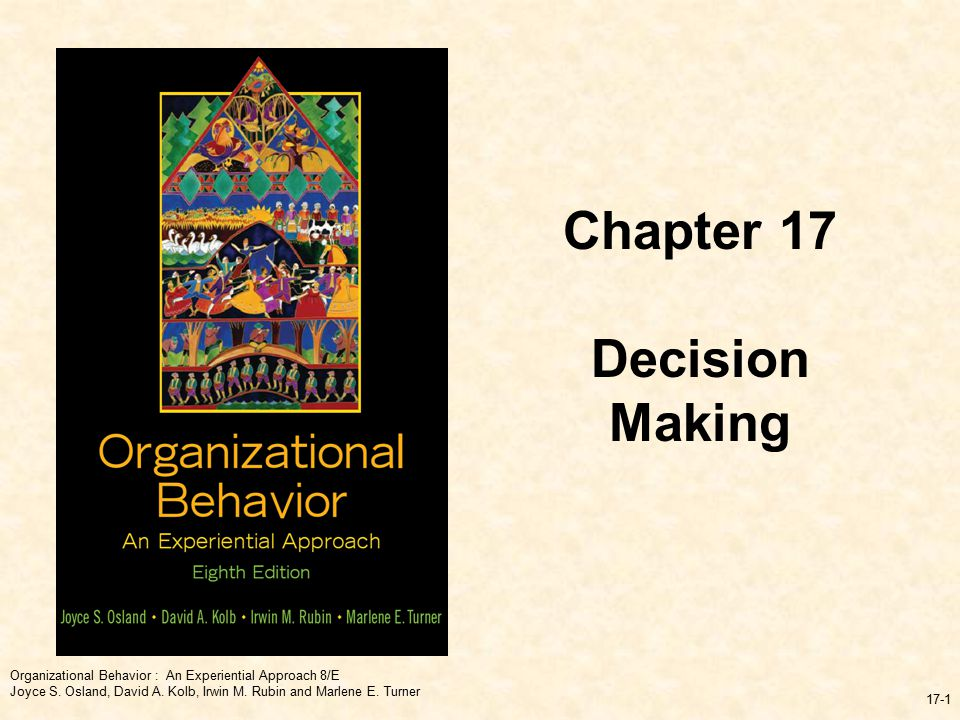 organizational decision making approaches Organizational decision making: the luhmannian decision communication perspective decision making organizational communication.