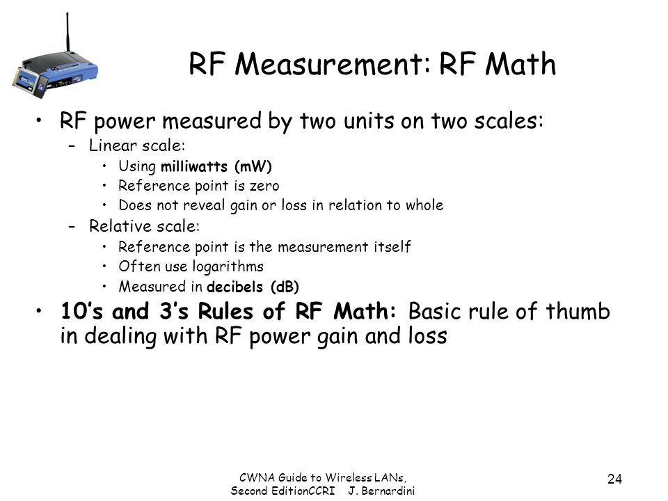 RF Measurement: RF Math