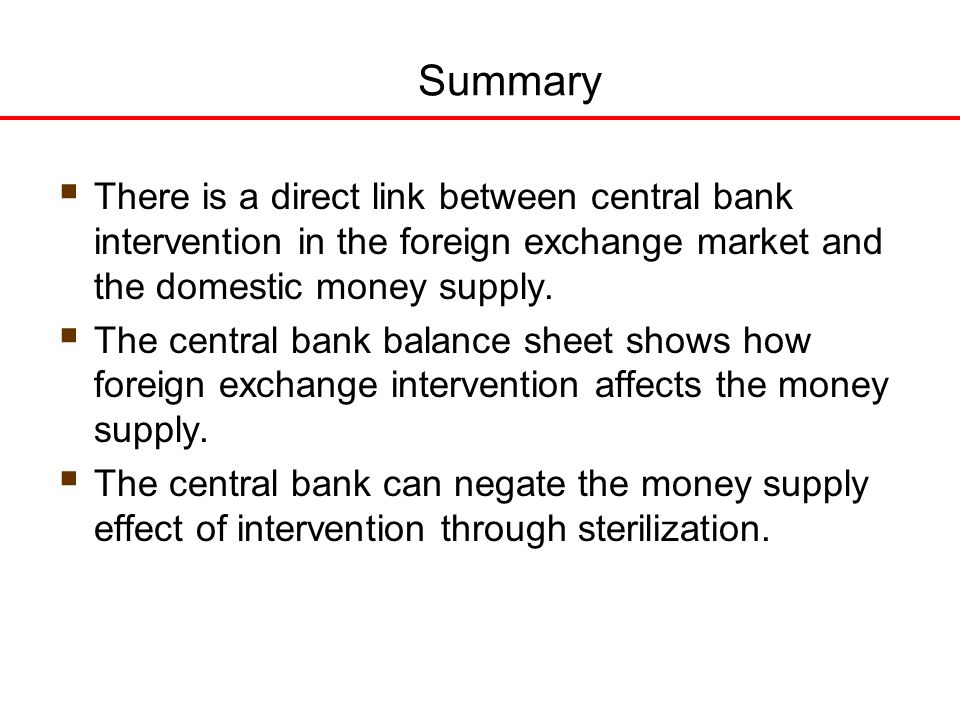 foreign exchange markets summary essay Read and learn for free about the following article: lesson summary: the foreign  exchange market.