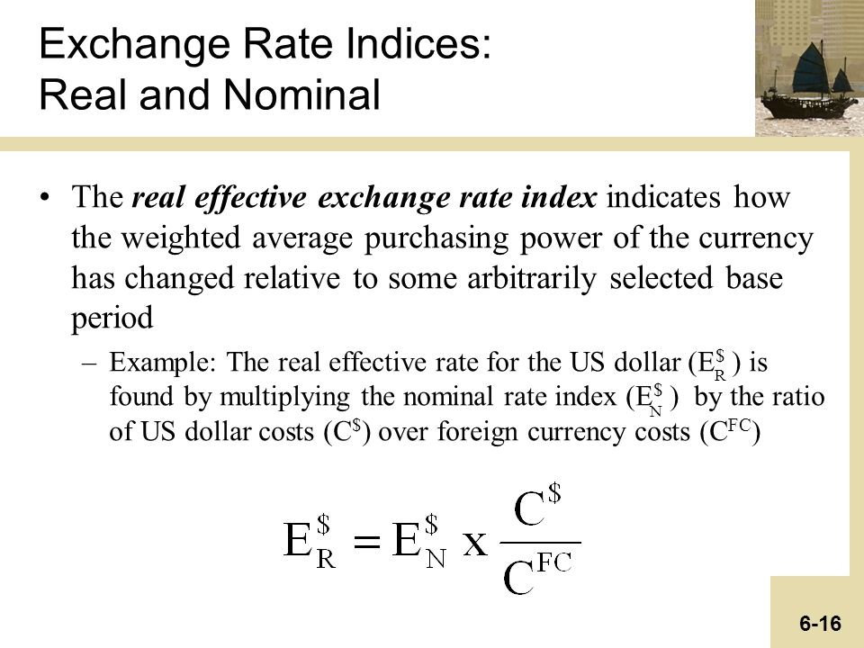 united states dollar and nominal exchange If the nominal exchange rate is 50 rupees per dollar and the inflation rate in india is 25% while the aggregate price level has remained unchanged in the united states: answer the real exchange rate between the us dollar and the indian rupee remains.