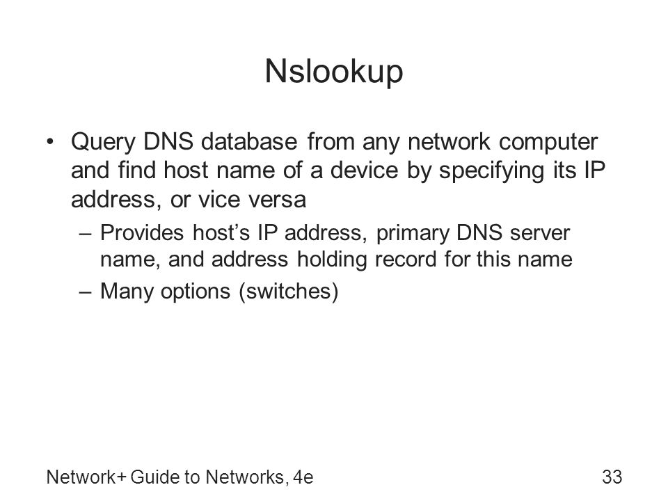 find all ip in network