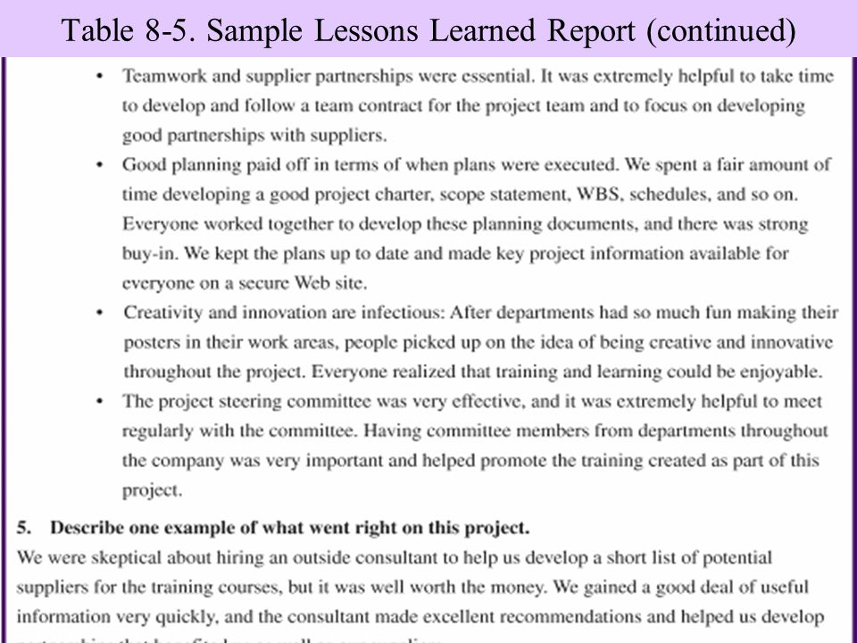 The three best lessons I learned from a failed project