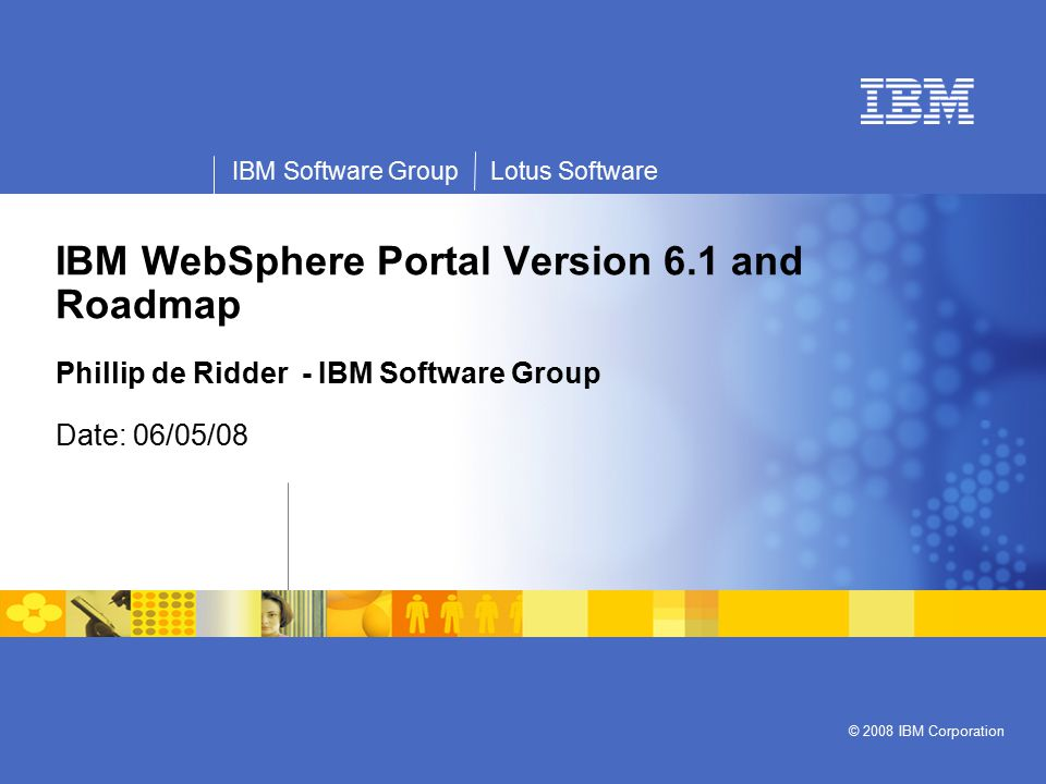 ibm websphere portal version 6 - ppt download, Presentation templates