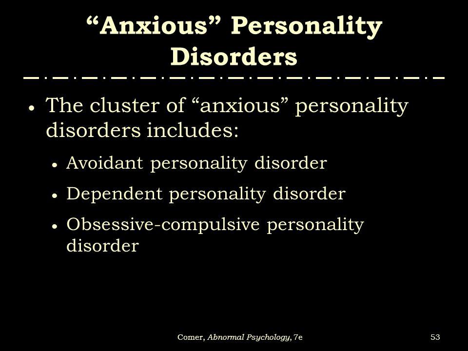 Avoidant Personality Disorder: Causes, Symptoms, Diagnosis